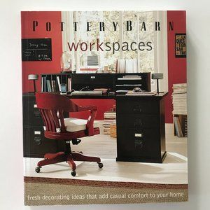 Pottery Barn Workspaces Book
